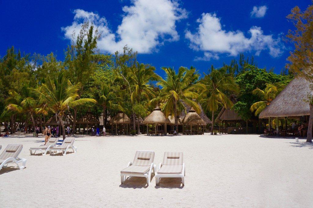 Les plages et hotels clubs de l'Ile Maurice
